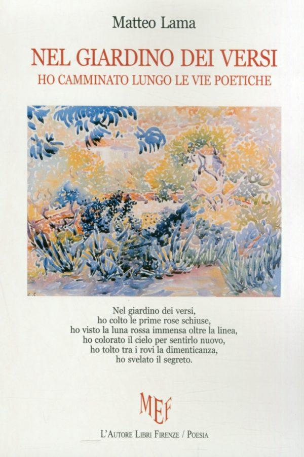 Nel giardino dei Versi - Matteo Lama